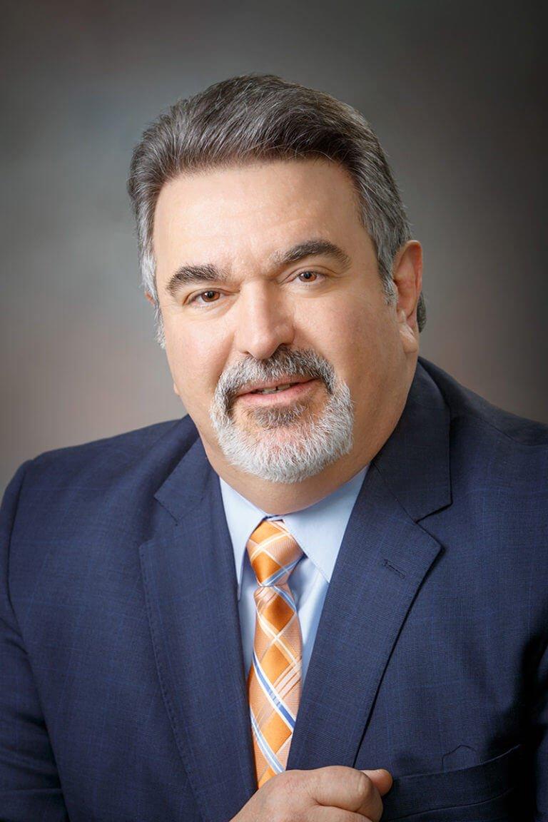 Professional Headshot of a Man